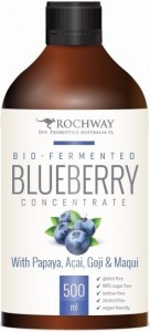 Rochway Bio-Fermented Blueberry Probiotic  500ml