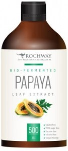 Rochway Bio Fermented Papaya Leaf Extract 500ml