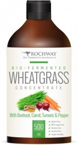 Rochway Bio-Fermented Wheatgrass Concentrate 500mL