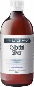 Rochway Colloidal Silver 200ml