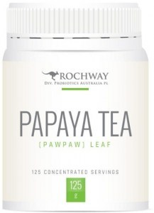 Rochway Dried Paw Paw Leaf Tea 125gm