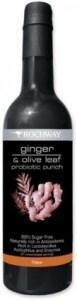 Rochway Ginger & Olive Leaf Probiotic Punch 750ml