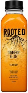 Rooted Turmeric Elixir Original 350ml