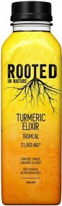 Rooted Turmeric Elixir Tropical 350ml