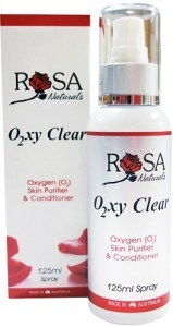 Rosa O2xy Clear (Acne Fighter) 125ml