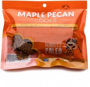 Rumbles Paleo Maple Pecan Cookie 60g