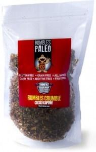 Rumbles Paleo Rumbles Crumble Cacao Kapow! 400g