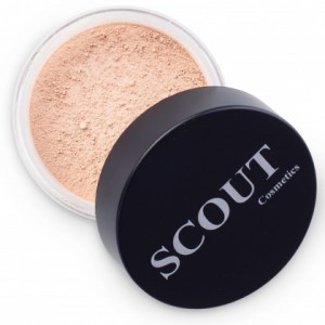 Scout Cosmetics Foundation Mineral Powder Camel 8g