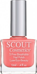 Scout Cosmetics Nail Polish Vegan About A Girl 12ml