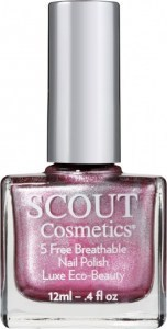 Scout Cosmetics Nail Polish Vegan All She Desires 12ml