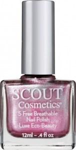 Scout Cosmetics Nail Polish Vegan All She Desires 12ml