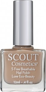 Scout Cosmetics Nail Polish Vegan Invisible Touch 12ml