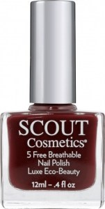 Scout Cosmetics Nail Polish Vegan Never Tear Us Apart 12ml