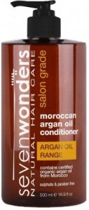 Seven Wonders Moroccan Argan Oil Conditioner 500ml