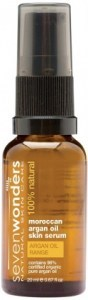 Seven Wonders Moroccan Argan Oil Skin Serum 20ml
