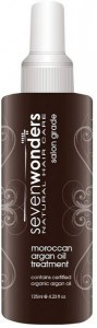 Seven Wonders Moroccan Argan Treatment Oil 125ml