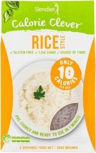 Slendier Konjac Rice 12x400g