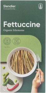 Slendier Edamame Bean Organic Fettuccine 200g