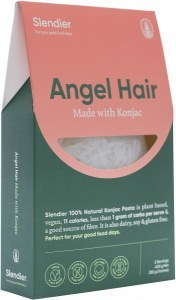 Slendier Konjac Pasta Angel Hair 400g