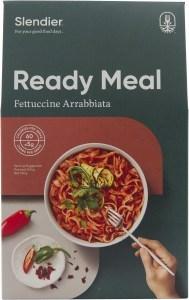 Slendier Ready Meal Fettuccine with Arrabbiata Sauce 310g