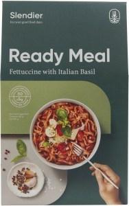 Slendier Ready Meal Fettuccine with Basil Sauce 310g