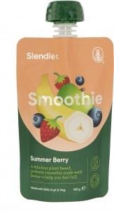 Slendier Summer Berry Smoothie 6x120g