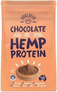 Soul Seed Chocolate Hemp Protein Powder 350g