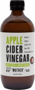 Spiral Apple Cider Vinegar  500ml
