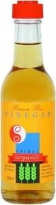 Spiral Organic Brown Rice Vinegar  250ml