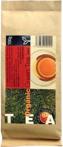 Spiral Organic Green Tea Sencha Loose Leaves  100g