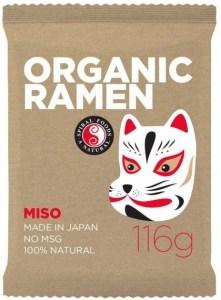 Spiral Organic Miso Ramen 116g