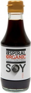 Spiral Organic Soy Sauce (Thailand)  200ml