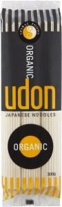 Spiral Organic Udon Noodles 300g