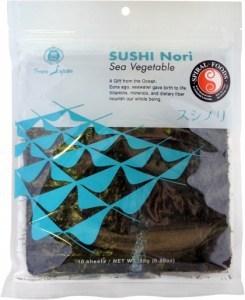 Spiral Yaki Nori - Toasted  25g