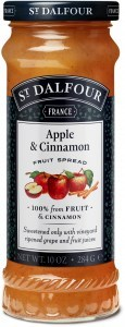 St Dalfour Apple & Cinnamon Fruit Spread 284g