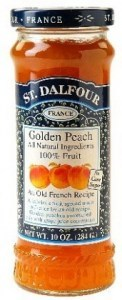 St Dalfour Golden Peach Fruit Spread 284g
