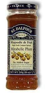 St Dalfour Mirabella Plum Fruit Spread 284g