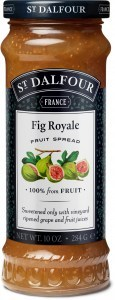 St Dalfour Royal Fig Fruit Spread 284g