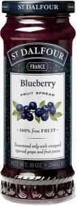 St Dalfour Wild Blueberry Fruit Spread 284g