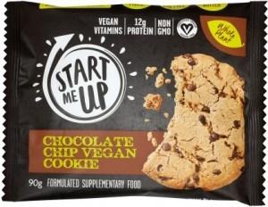 Start Me Up Chocolate Chip Vegan Cookie 90g