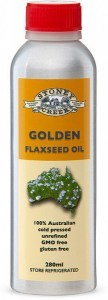 Stoney Creek Golden Flaxseed Oil 280ml