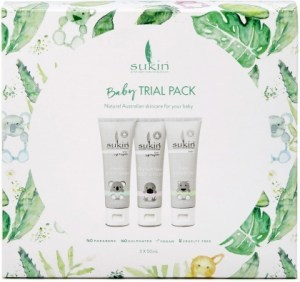 Sukin Baby Trial Gift Pack