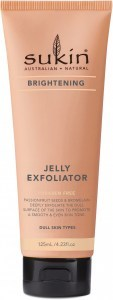Sukin Brightening Jelly Exfoliator 125ml Tube