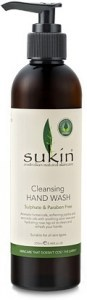 Sukin Cleansing Hand Wash Pump 250ml