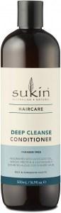 Sukin Deep Cleanse Conditioner 500ml Cap