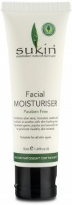 Sukin Facial Moisturiser 50ml Travel Size