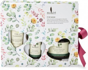 Sukin For Mum Evening Regime Gift Pack