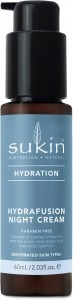 Sukin Hydration Hydrafusion Night Cream 60ml