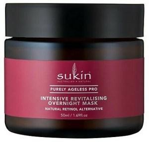 Sukin Purely Ageless Pro Intensive Revitalising Overnight Mask 50ml Jar