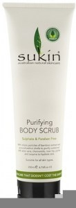 Sukin Purifying Body Scrub Tube 200ml